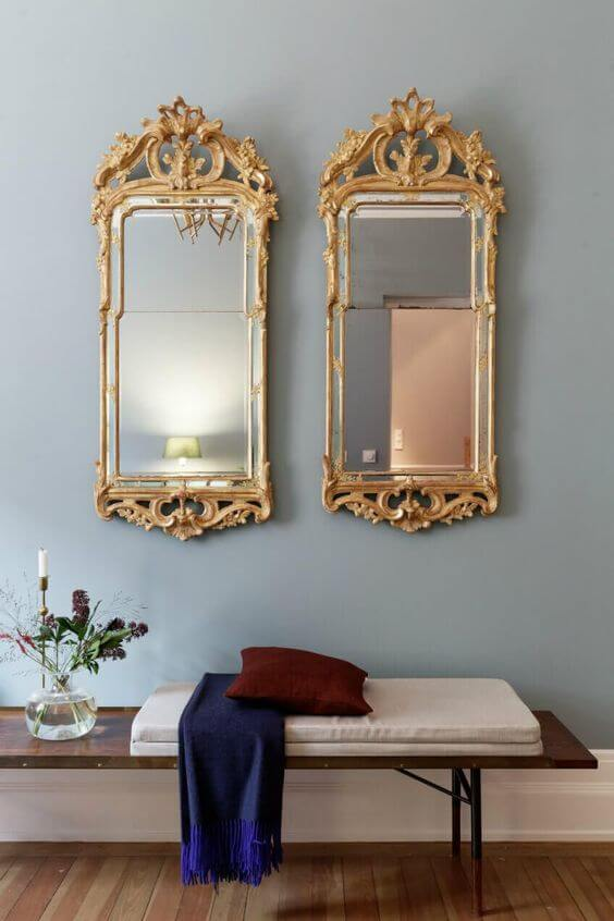 Best Entryway Mirror Decor Ideas 4