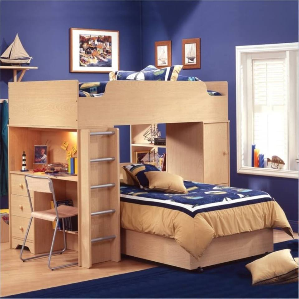 Serenity   Cool Bedroom Ideas For Boys