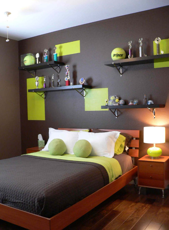Sports Theme | Tennis | Cool Bedroom Ideas For Boys