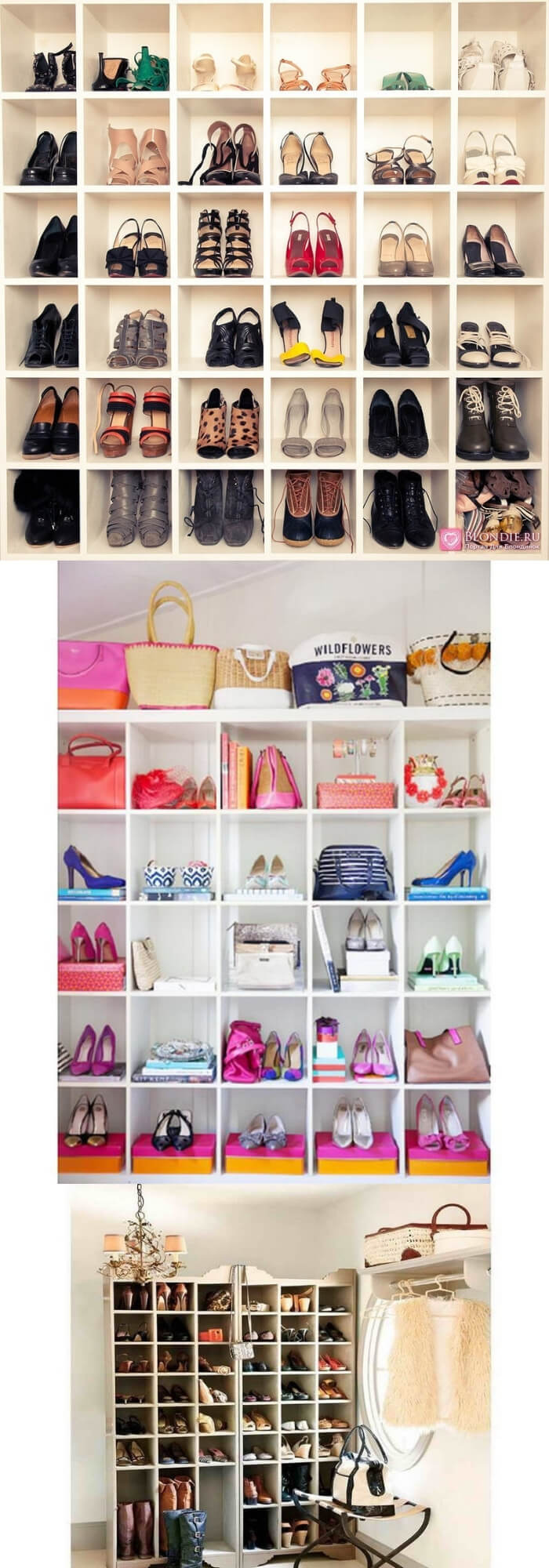 Organize Shoes without despair | Smart Shoe Storage Ideas & Designs For Any Zoom Size
