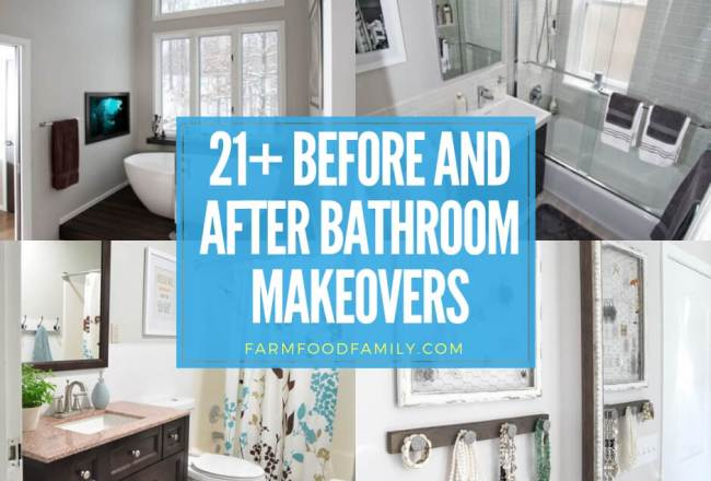 How to Achieve Stunning Before and After Bathroom...