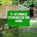 best diy sprinkler system ideas for your garden