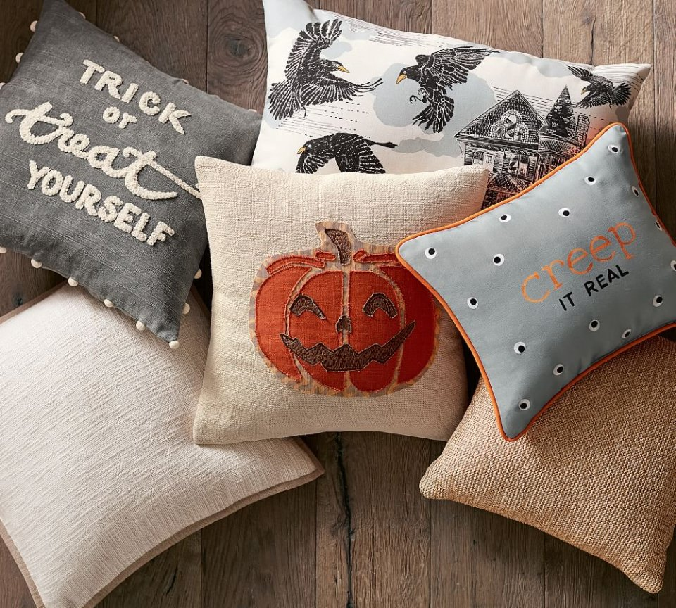 Cushions for halloween