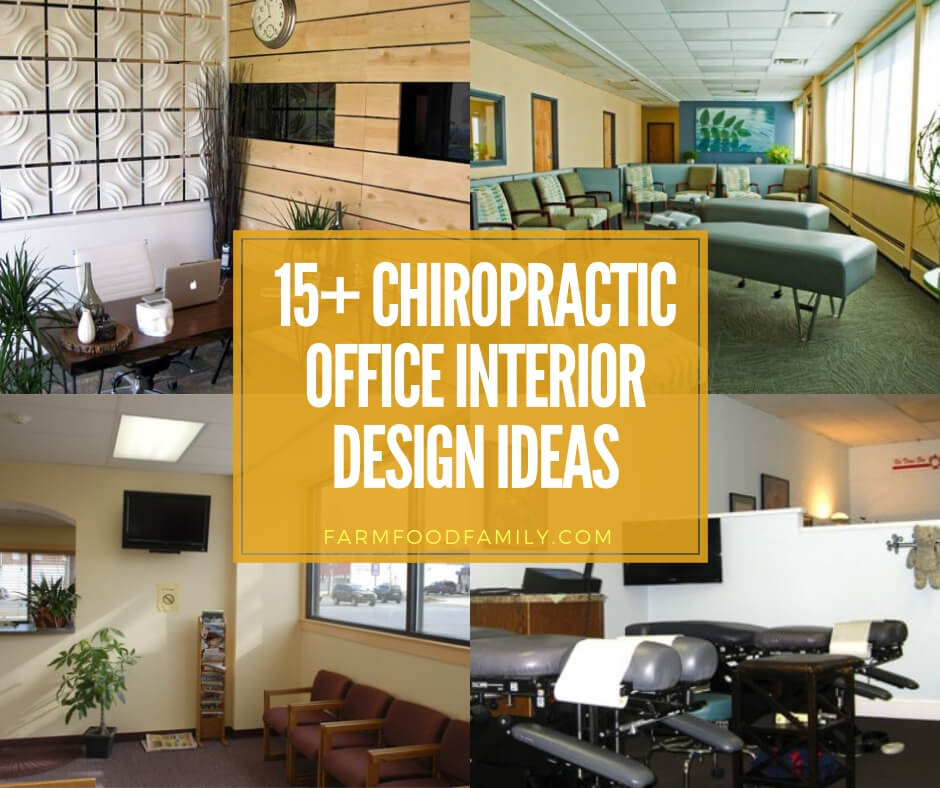 Interior Design Ideas For Home Office: 15+ Best Chiropractic Office Interior Design Ideas For 2020