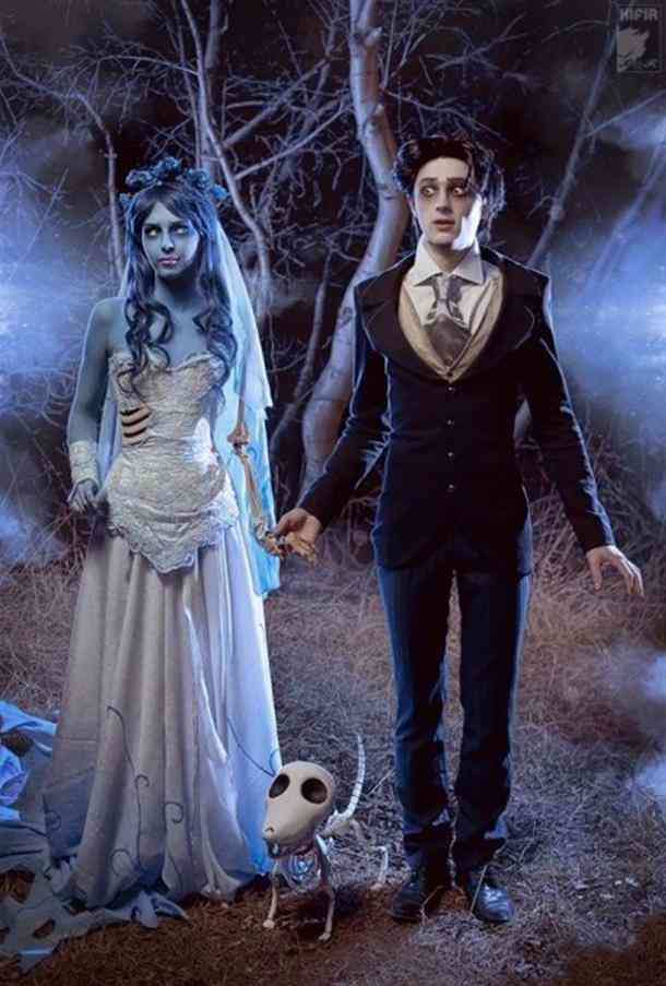 27 Best Couple Costume Ideas For This Halloween 2020