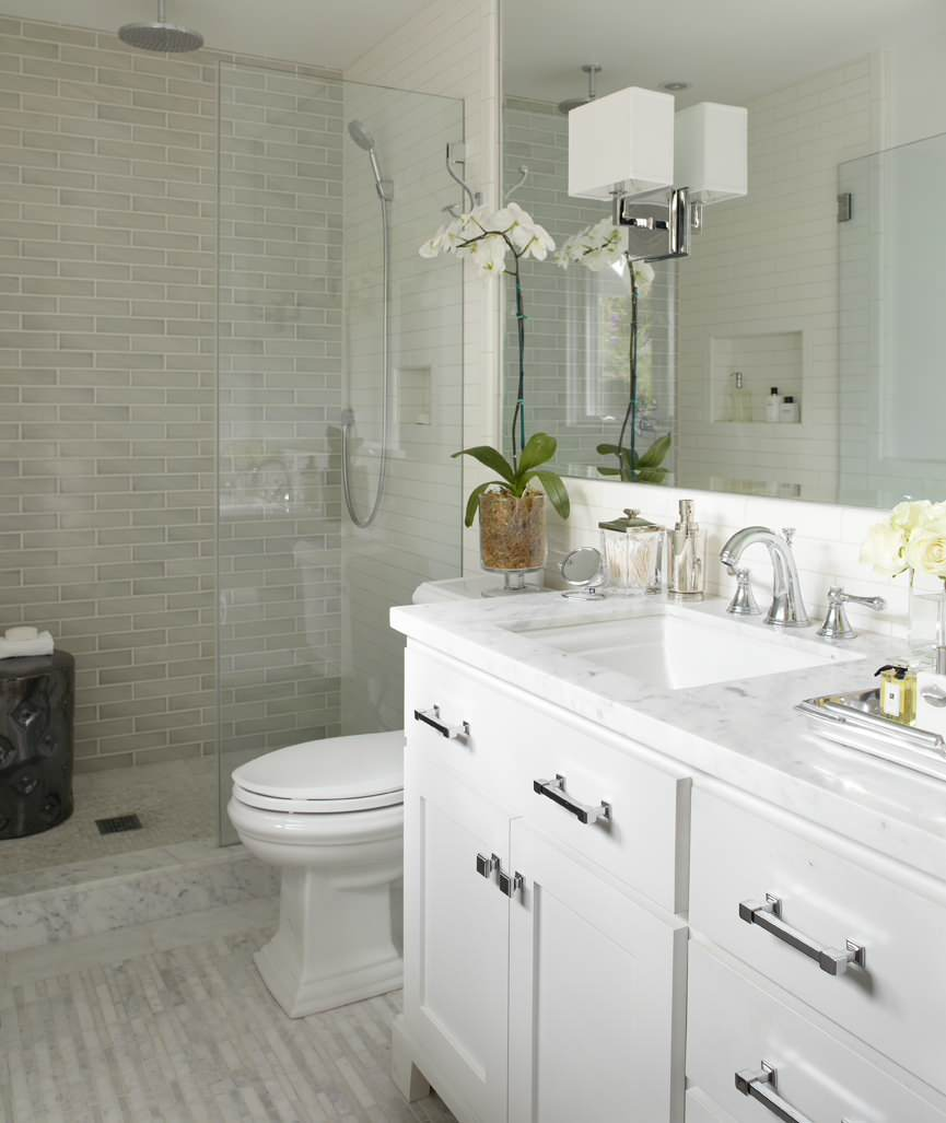 22+ Best Guest Bathroom Ideas & Designs For 2020