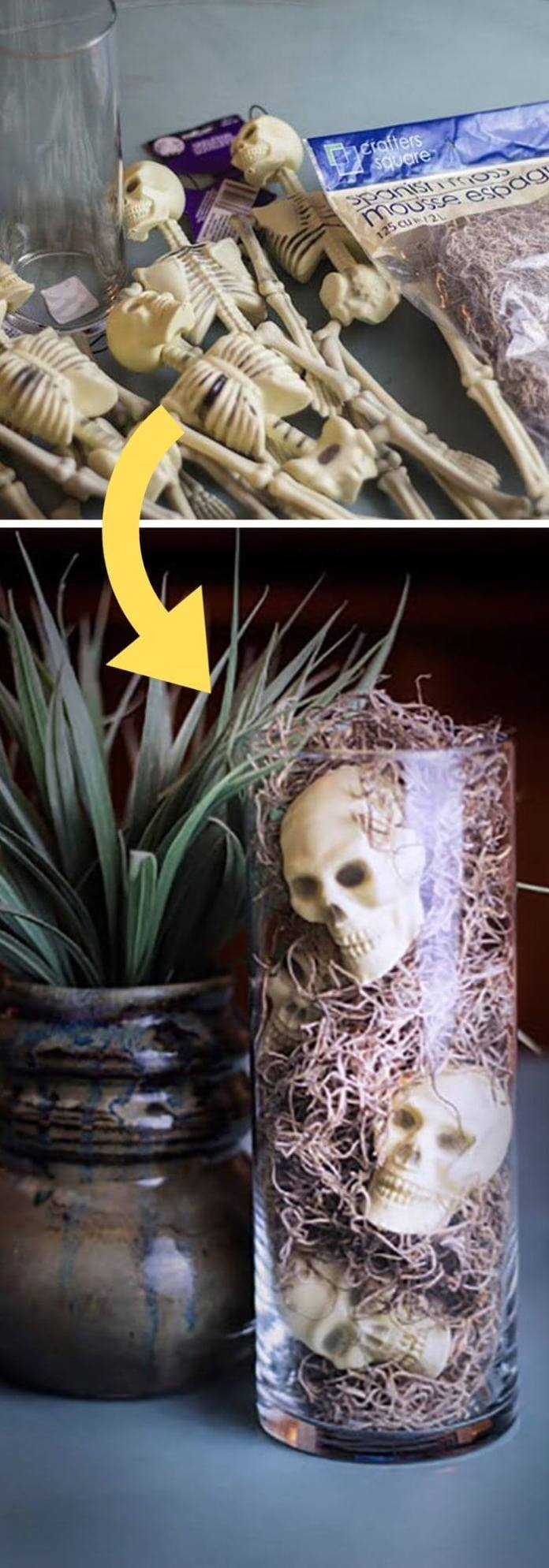 18 Best DIY Dollar Store Halloween Decorations For 2020