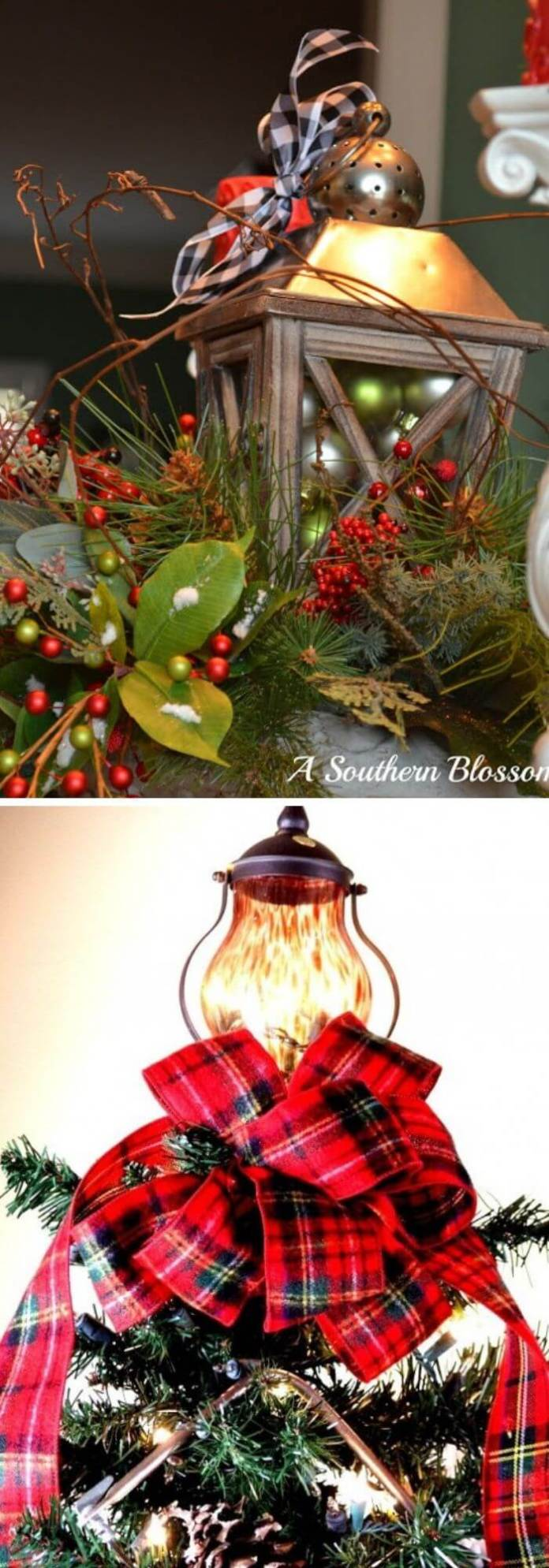 18 Creative Christmas Tree Topper Ideas Designs For 2020