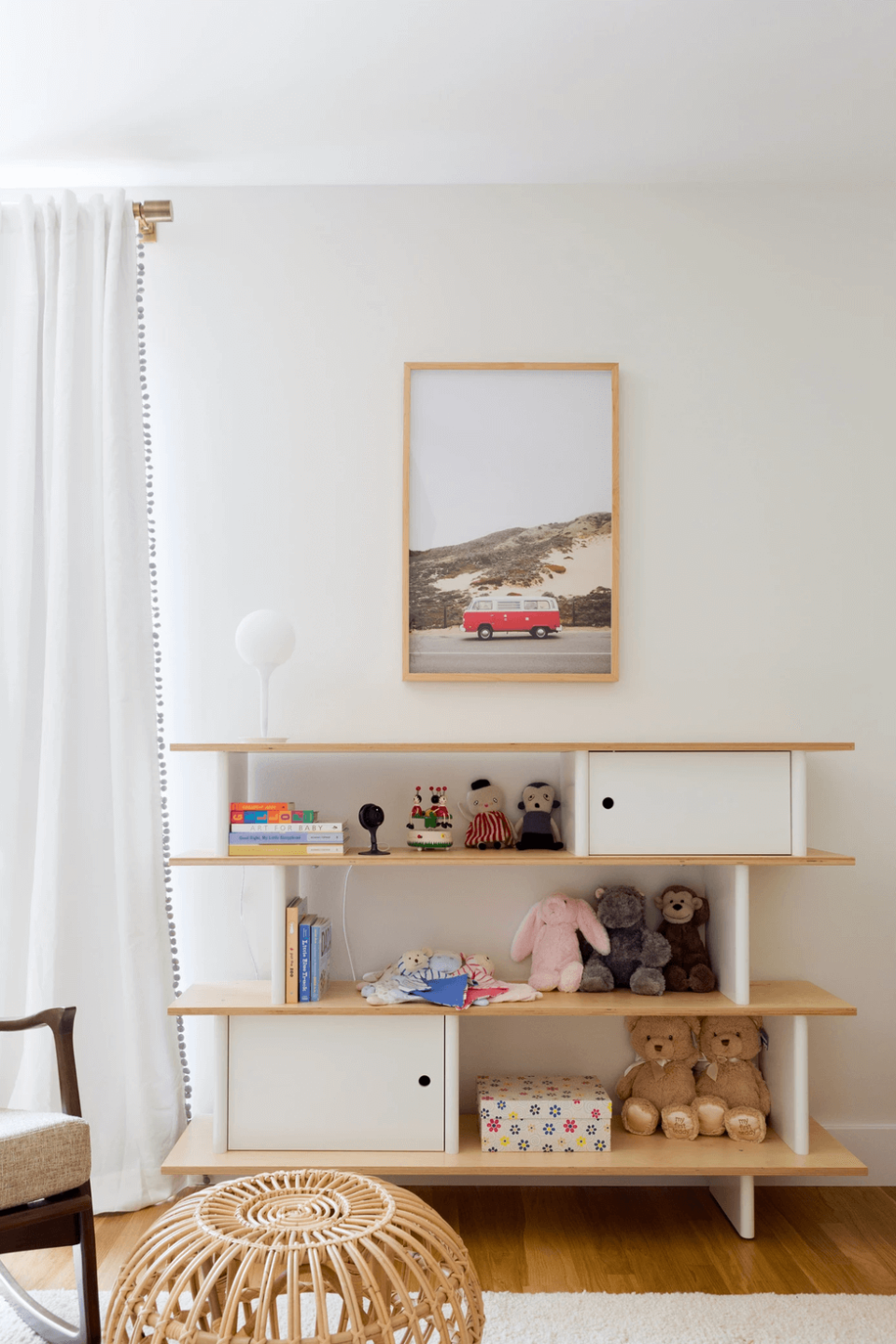 Fun with shelves - Clever DIY Toy Storage & Organization Ideas & Projects For Kids