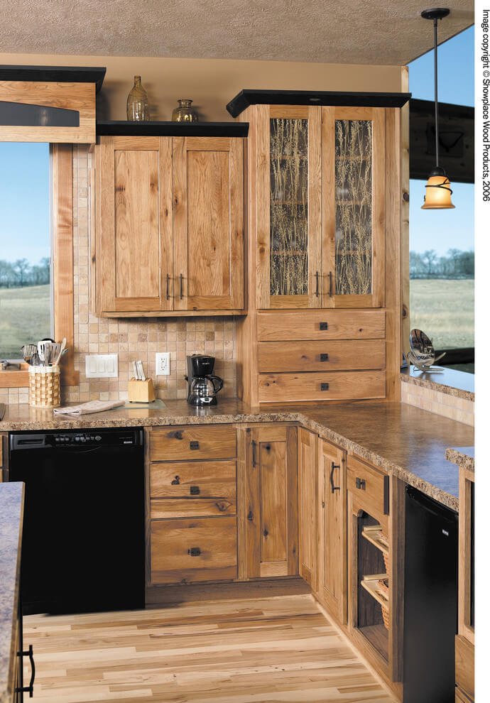 32+ Rustic Kitchen Cabinet Ideas & Projects (With Photos ...