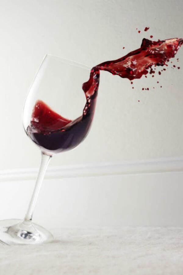 Get Red Wine out of your Carpet