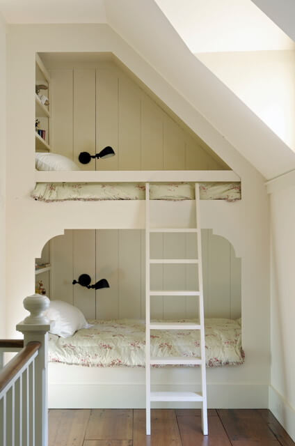 Special shapes bunk beds