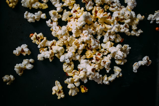 What is popcorn?