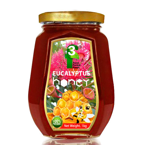EUCALYPTUS HONEY (नीलगिरि शहद )