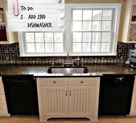 2nd dishwasher