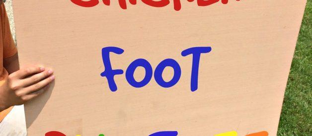 Chicken-Foot Ring Toss (Premium)