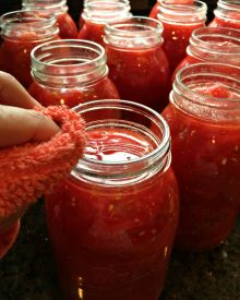 Canned Whole Tomatoes Recipe