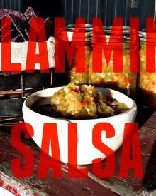 Green Tomato Salsa Recipe