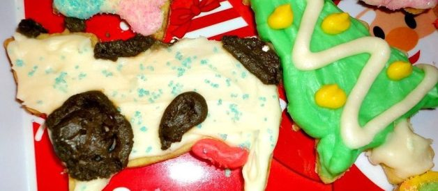 Cut Out Cookies – Roll Cookies – Sugar Cookies – Best Iced Cookie You'll Ever Eat