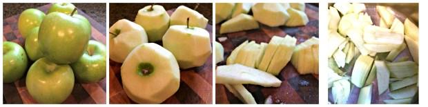 apple pie 1 Collage