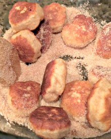 Pan Fried Doughnut Recipe
