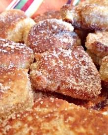 Pan Fried Doughnuts