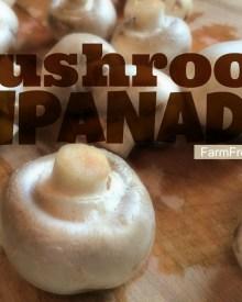 Mushroom & Cheese Empanada Recipe (Premium)