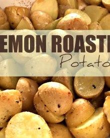 Lemon Roasted Potatoes (Premium)