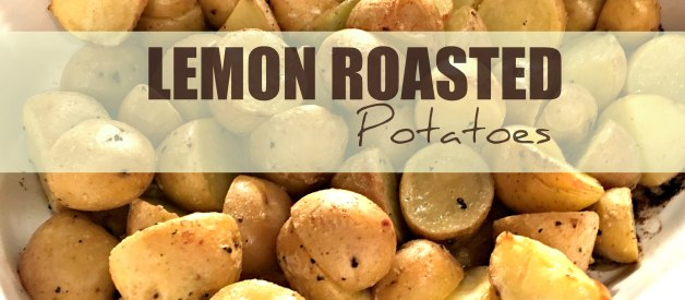 Lemon Roasted Potatoes (Premium)