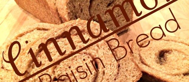 Cinnamon Raisin Bread (Premium)