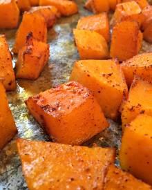 Spicy Roasted Butternut Squash (Premium)