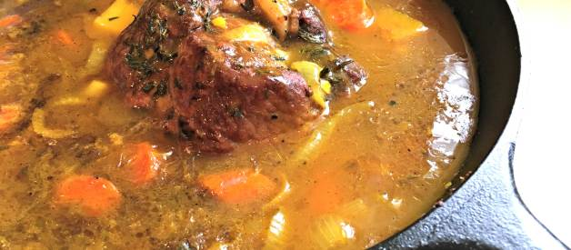 October Menu Plan 2 – Grass-fed Pot Roast, Oven Roasted Chicken & Irresistible Pot Pie (JTMWTC)