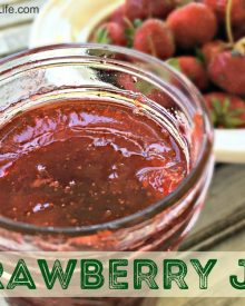 Strawberry Jam (Premium)