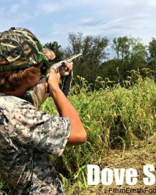 Have a Dove Shoot at Your Farm! (Premium)