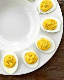 Perfect Deviled Eggs (Premium)