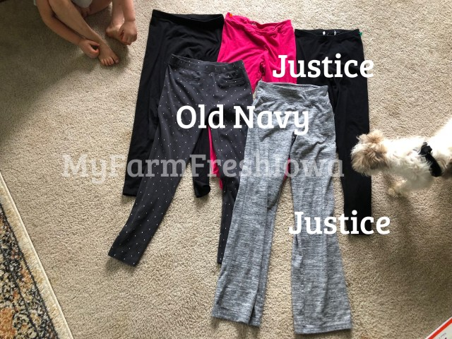 Thrift store tips goodwill savings cheap chic style fashion frugal Salvation Army justice old Navy