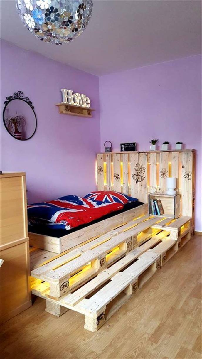 cool bed frames