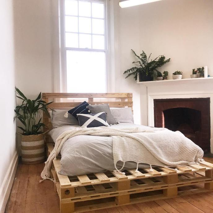 diy bed frame