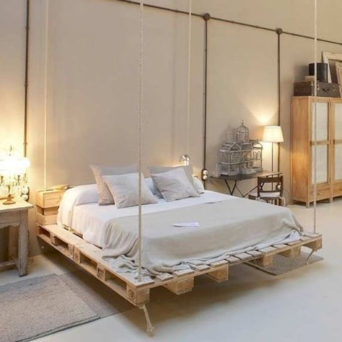 bed pallet ideas