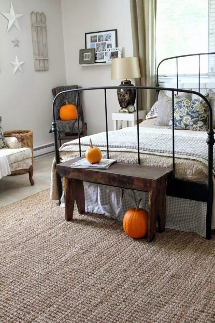old bed frame farmhouse decorating ideas