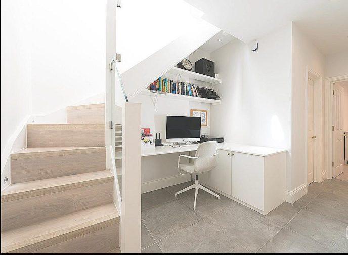 basement office designs