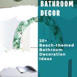 Beach Bathroom Decor