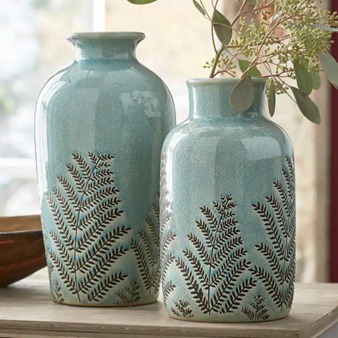 flower vase rustic farmhouse decor