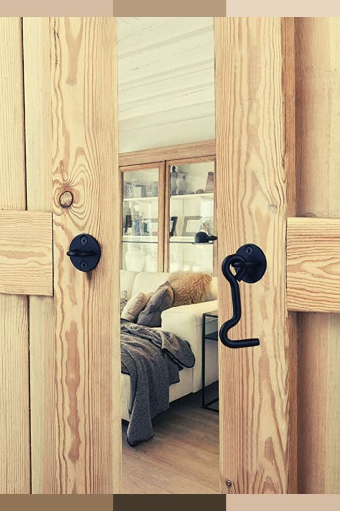bedroom barn door designs