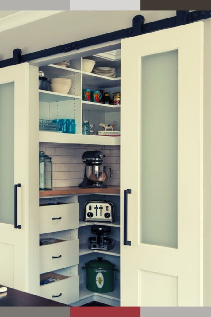 pantry door ideas