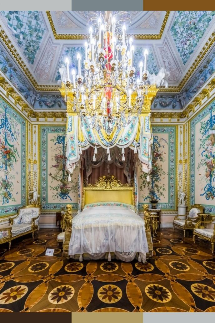 royal bedroom russian