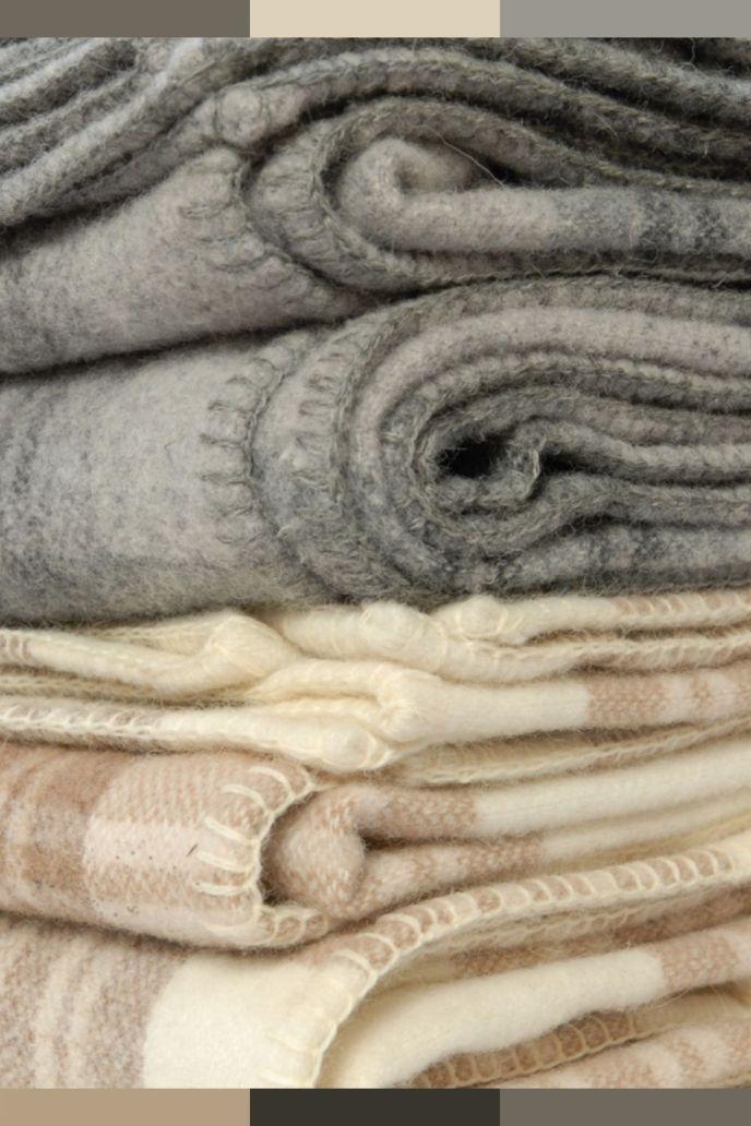 wool blankets fabric