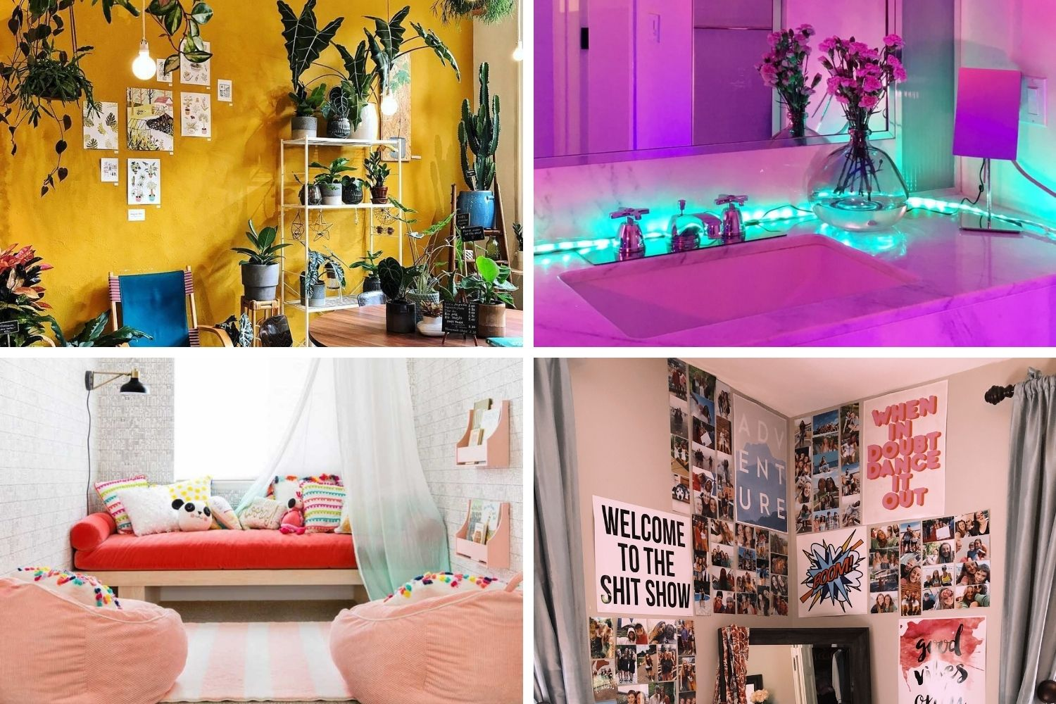 40+ Impressive Ways Creating Aesthetic Room in Easy