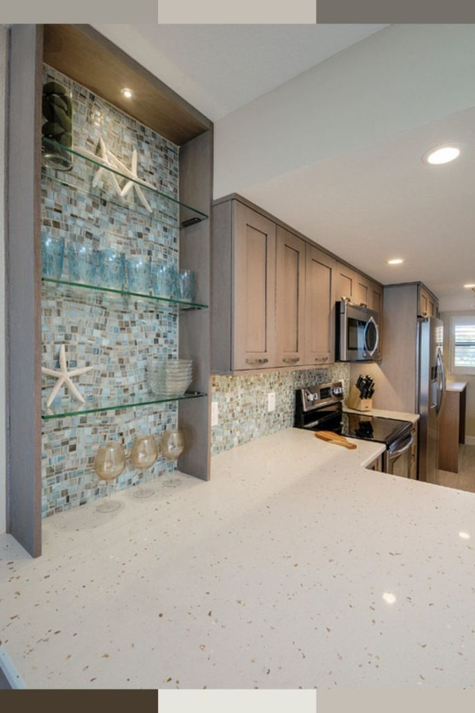condo galley kitchen remodel