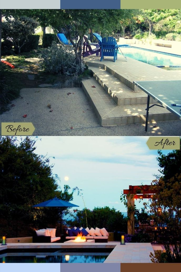 swimming pool makeovers photos